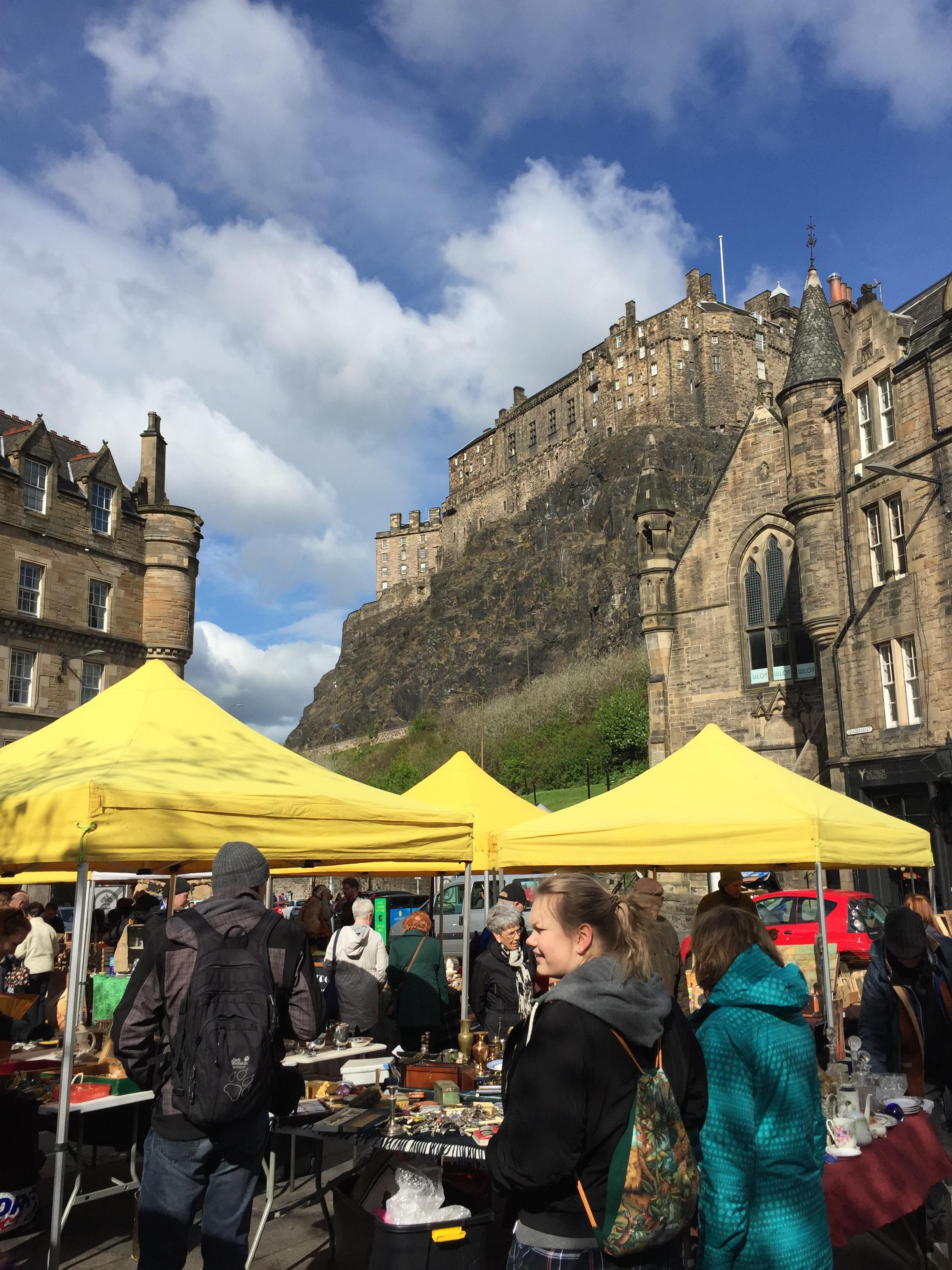 Grassmarket Edinburgh