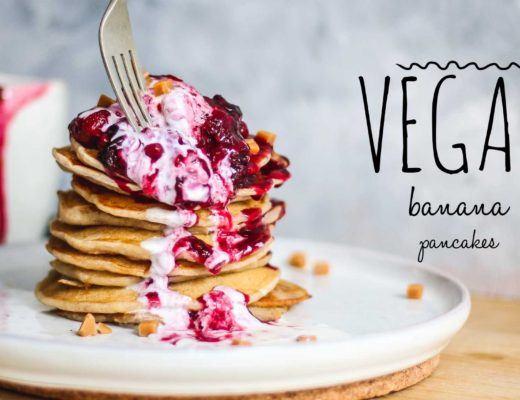 best vegan pancake recipe