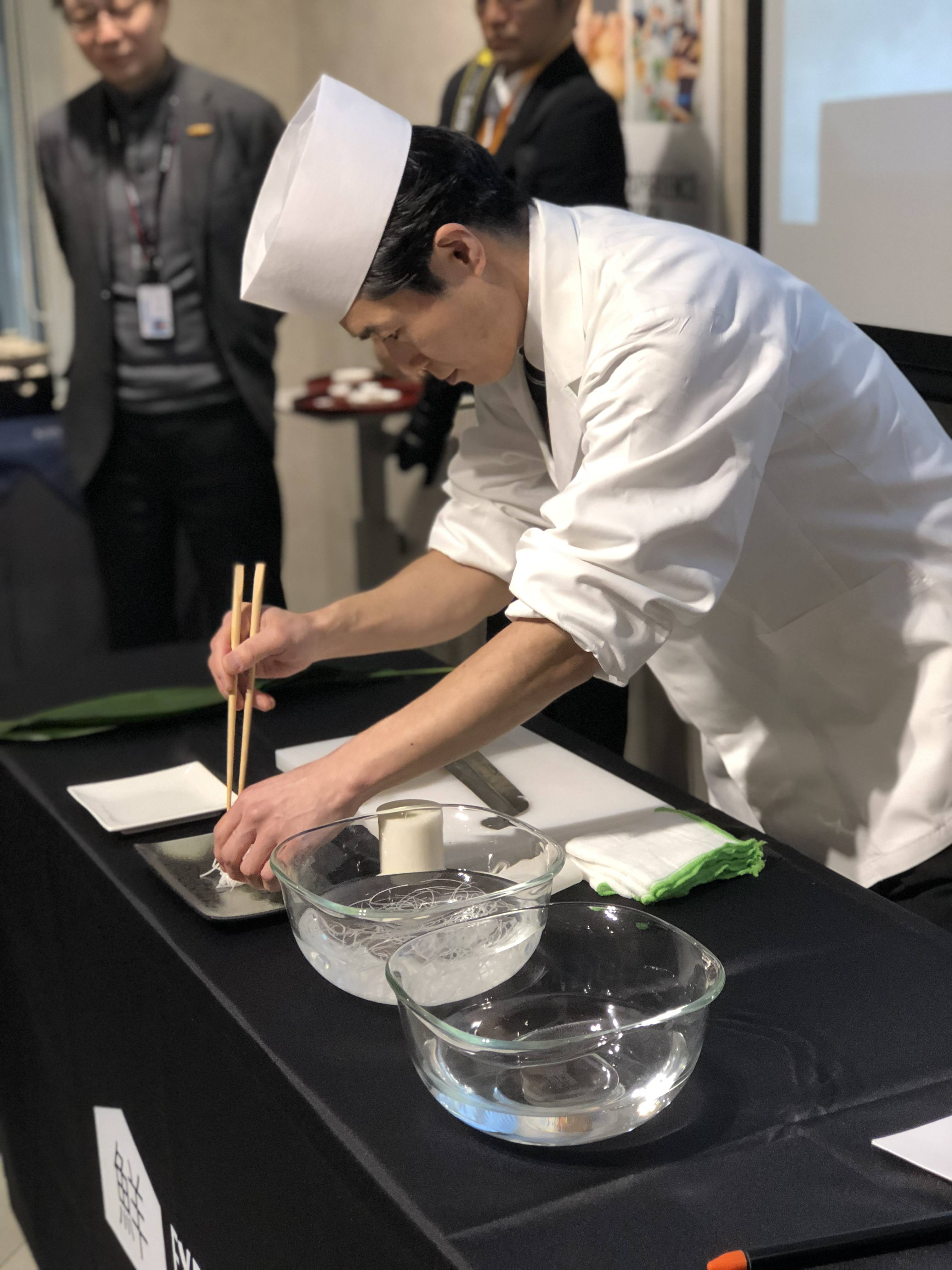 japanese cooking demo
