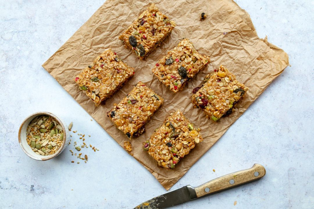 4 ingredient breakfast bar recipe