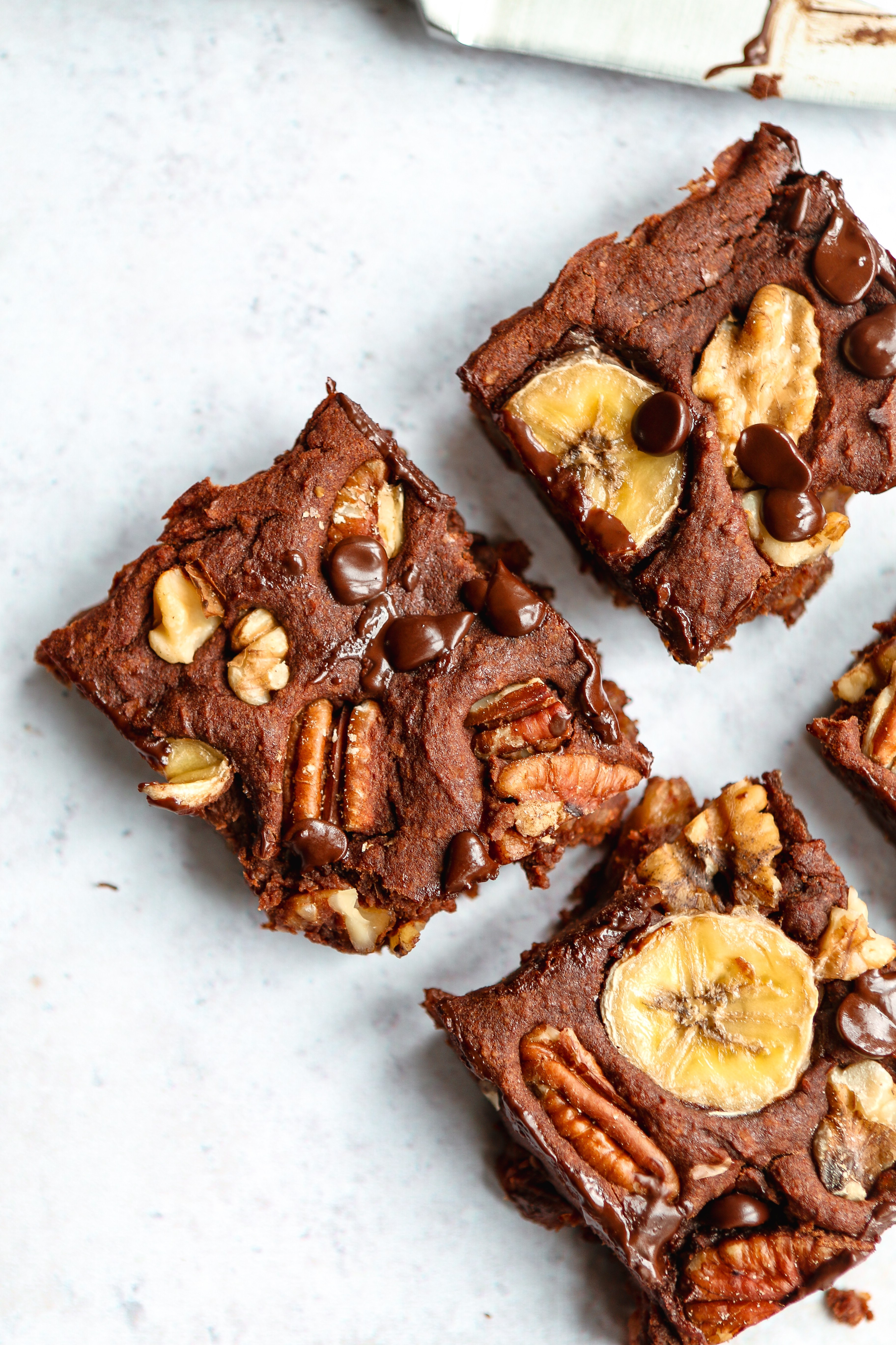 white bean brownies vegan
