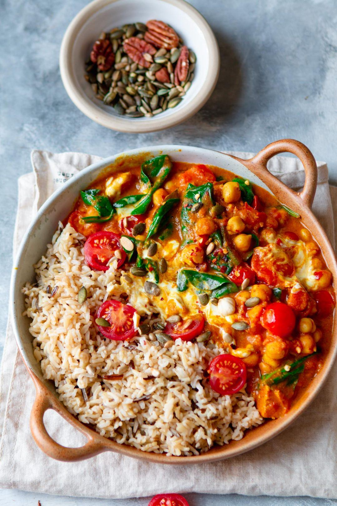 vegan chana masala recipe tilda rice
