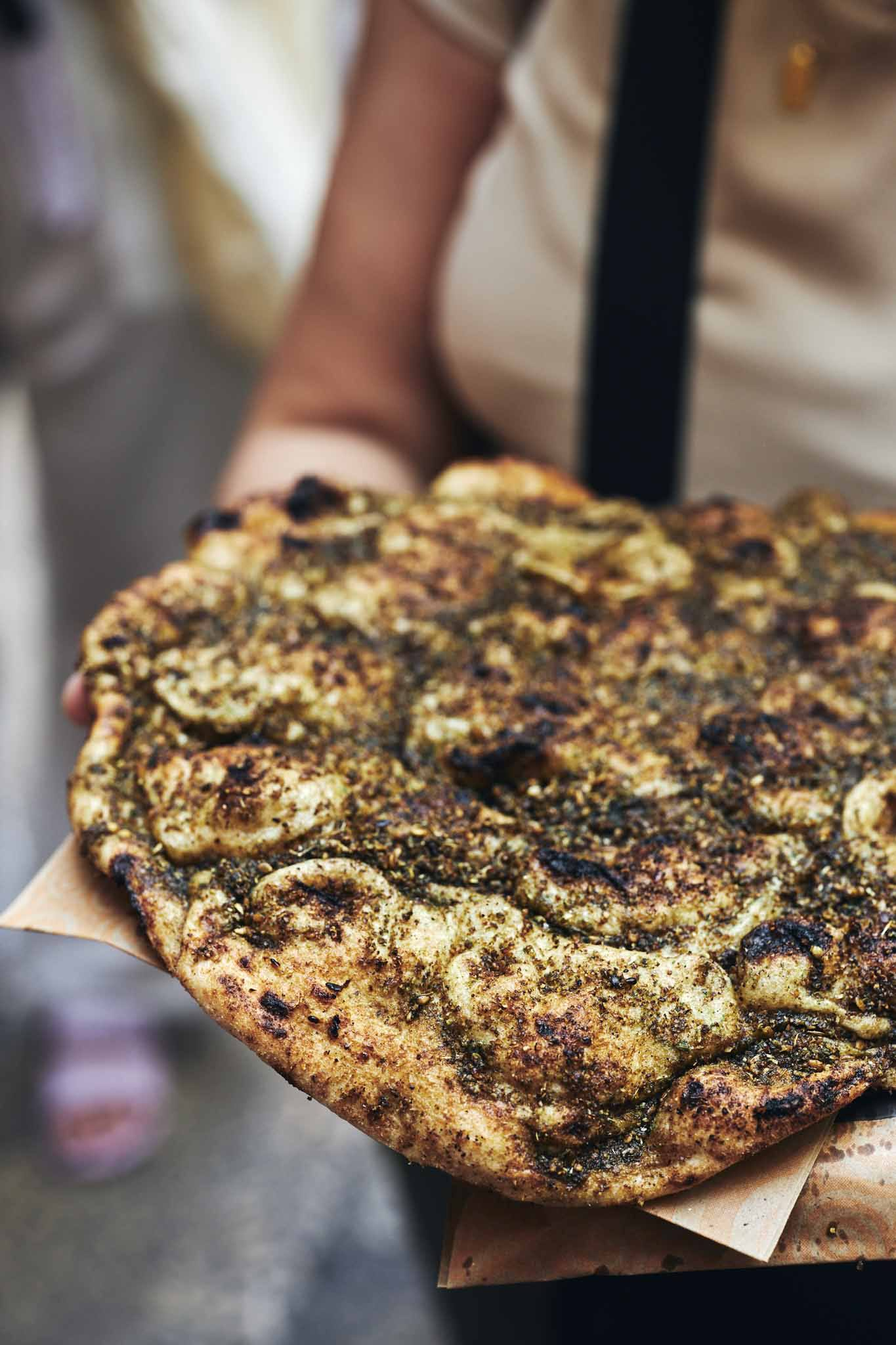 za'atar pitas recipe easy and vegan