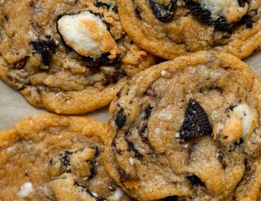 vegan oreo cookie recipe