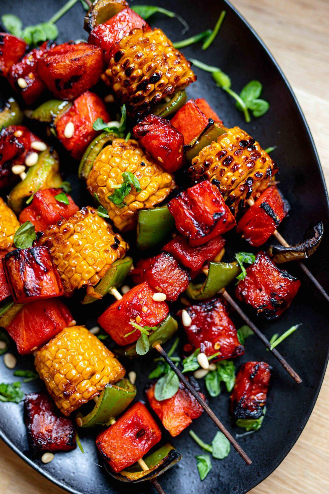 grilled watermelon recipe vegan